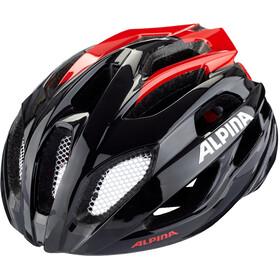 Alpina Fedaia Helmet black-red